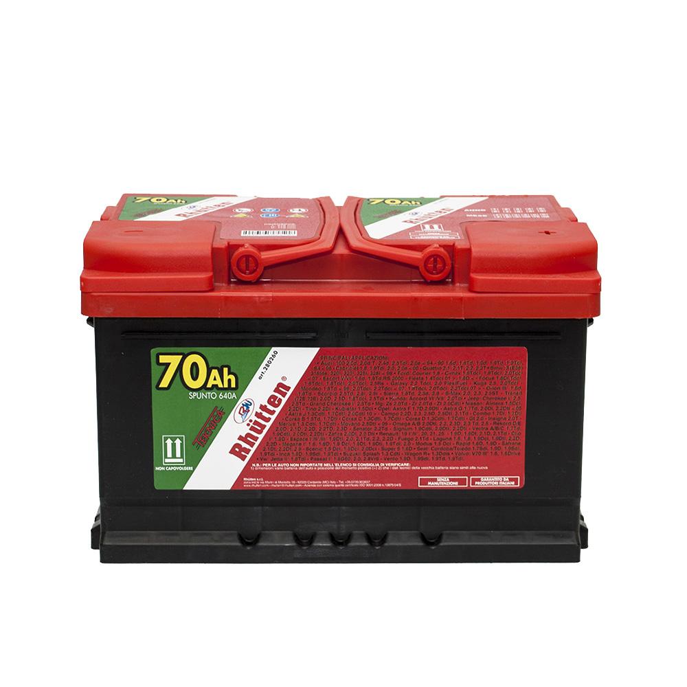 Batteria auto teknica l3b 70ah 640a rhutten prodotti per per auto moto casa e faidate - Batteria per casa ...