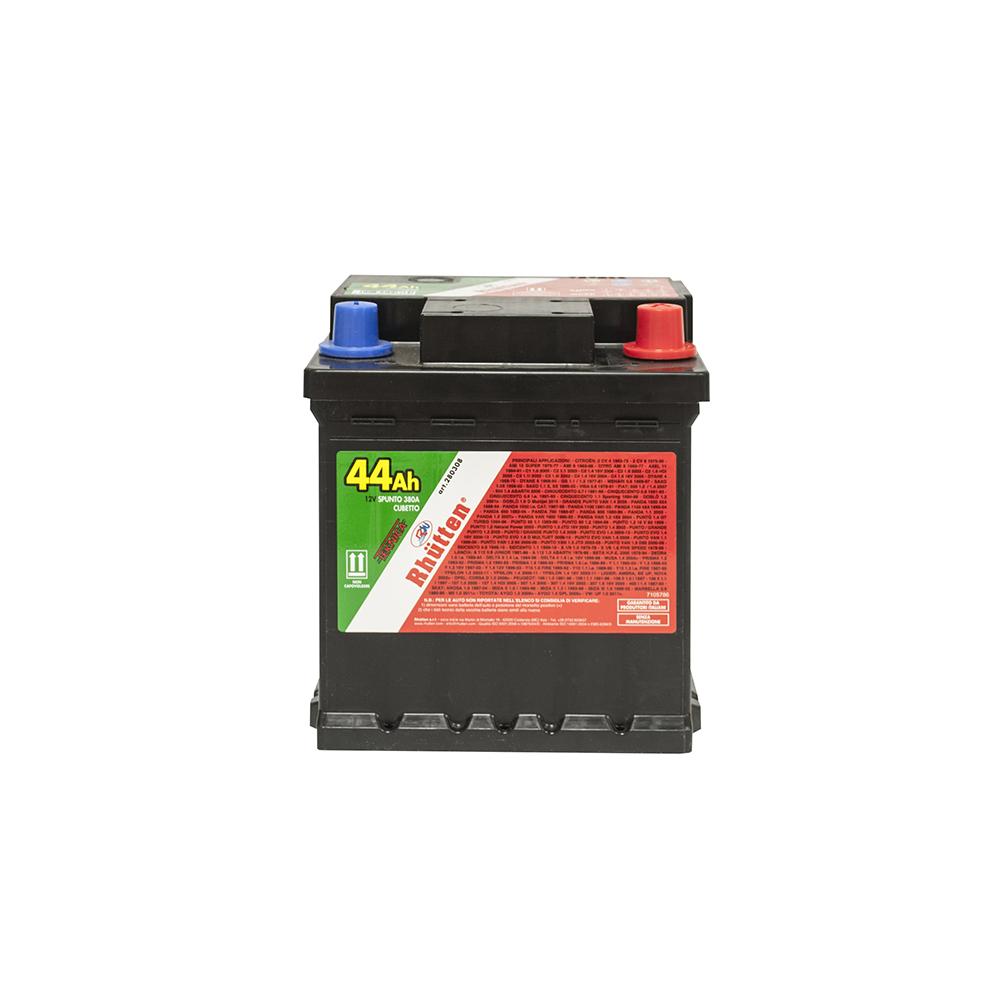 Batteria au teknica cubetto 44ah 380a dx rhutten prodotti per per auto moto casa e faidate - Batteria per casa ...