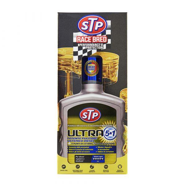 Additivi STP ULTRA 5in1 diesel ml400